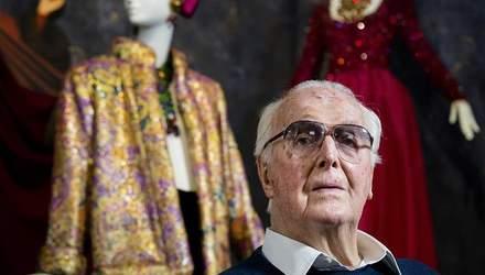 Умер Юбер де Живанши – основатель бренда Givenchy