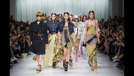 Елітний бренд Versace відмовився від використання натурального хутра тварин