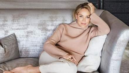 Будинок-натхнення: Шерон Стоун вразила своєю розкішною віллою в Лос-Анджелесі, – фото