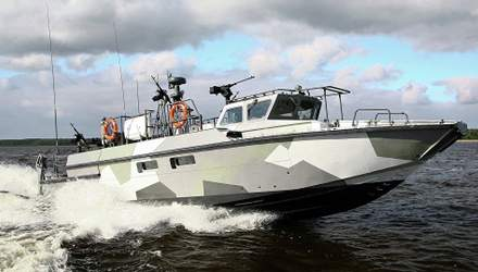 Техника войны. Десантные катера для Росгвардии. Оборудование США для украинских саперов