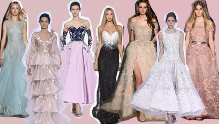 Выпускные платья 2018: модные тенденции и советы стилистов