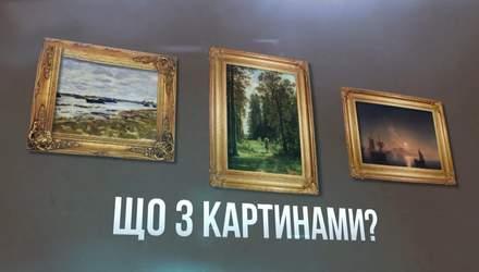 Як російським спецслужбам вдалось викрасти з Маріуполя картини за 1,5 мільйона доларів