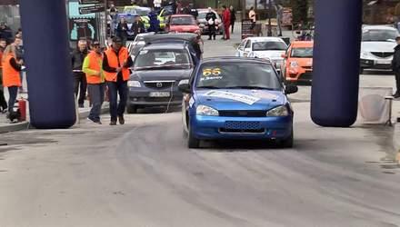 На Львовщине состоялись соревнования национального первенства по горным гонкам