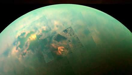 Ученые обнаружили сезонные изменения на Титане