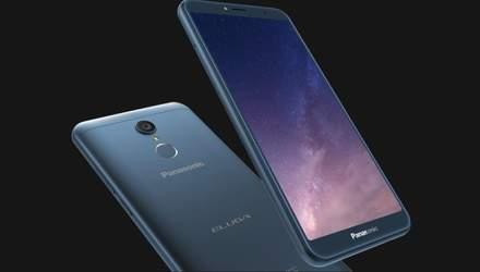 Стартував продаж бюджетного смартфону Panasonic Eluga Ray 550: характеристики, ціна