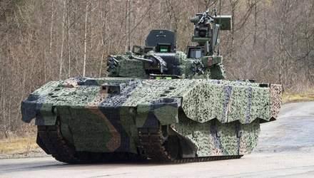 Техника войны. Сколько модификаций имеет новая БМП AJAX. Черная неделя для авиации