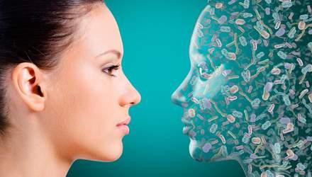 Люди на 57% складаються з мікробів: заява вчених