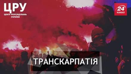 Сепаратизм и геополитическая игра: кто раскачивает ситуацию на Закарпатье