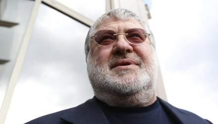 Олигарх Коломойский рассказал, почему не появляется в Украине