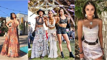 Звезды на фестивале Coachella 2018: фотоподборка самых ярких образов