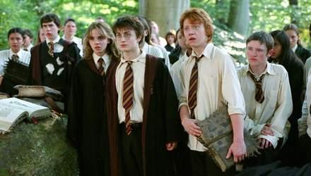 """Зірки """"Гаррі Поттера"""" зустрілись  через 7 років після останнього фільму"""