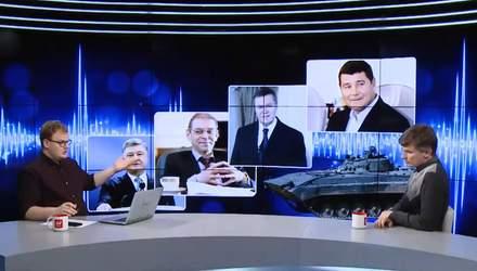"""""""Пленки Онищенко"""" на фоне подорванного имиджа Порошенко не имели эффекта разорвавшейся бомбы"""