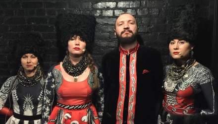 """В Таиланде дети спели песню украинской группы """"ДахаБраха"""": невероятное видео"""