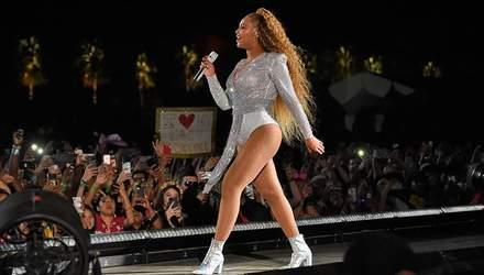 Бейонсе ошеломила сексапильными образами на фестивале Coachella: яркие фото