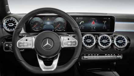 MBUX –  мультимедійна система від Mercedes-Benz зі  штучним інтелектом