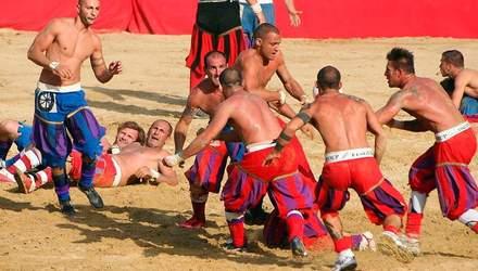 Спорт IQ. Флорентійський футбол