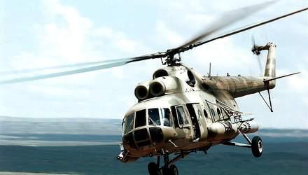 """""""Укроборонпром"""" закупает российские комплектующие к вертолетам"""