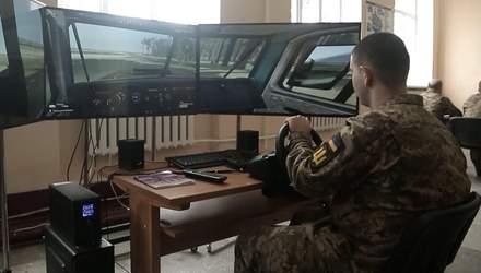 Техника войны. Автотренажеры ВСУ. Крупнокалиберные пулеметы