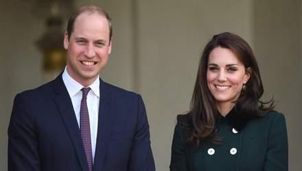 Річниця весілля Кейт Міддлтон і принца Вільяма: історія кохання подружжя у фотографіях