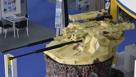 """""""Дуплет"""" — сверхмощный боевой модуль для украинских БТР"""