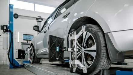 Розвал-сходження коліс для авто: як і де перевірити підвіску авто