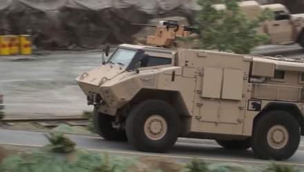 Техника войны. Броневики NIMR созданы для войны. Пистолетные кобуры для полицейского спецназа.