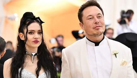 Ілон Маск на Met Gala 2018 показав свою нову кохану: фото