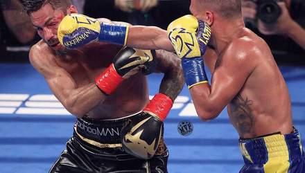 Ломаченко – Линарес: яркие фото с боксерского поединка