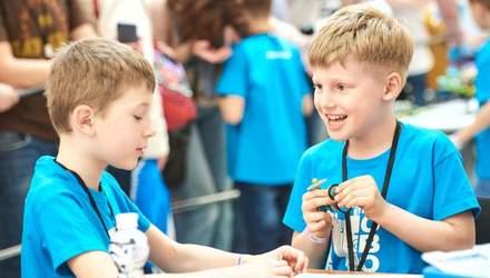 У Києві пройшов найбільший STEM-фестиваль з роботехніки в Європі: фотоогляд