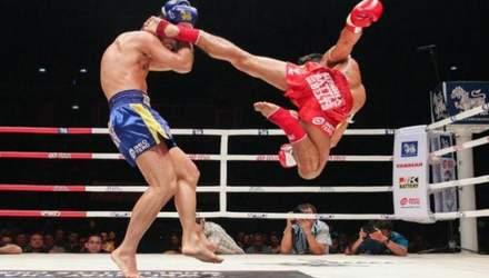 Спорт IQ.  Тайский бокс
