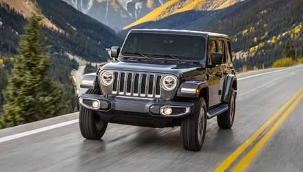 Jeep презентував нову генерацію Wrangler серії JL