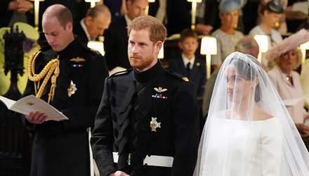 Королевская свадьба принца Гарри и Меган Маркл: фото роскошного платья невесты