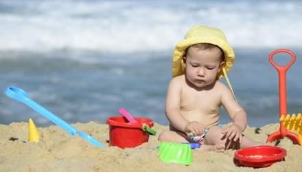 Как уберечь ребенка от солнечных лучей: советы от Минздрава
