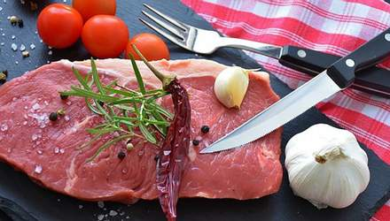 Топ-8 фактів про виготовлення штучного м'яса, які приголомшують