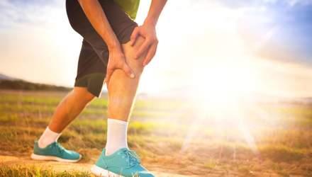 5 найпоширеніших захворювань колін: симптоми