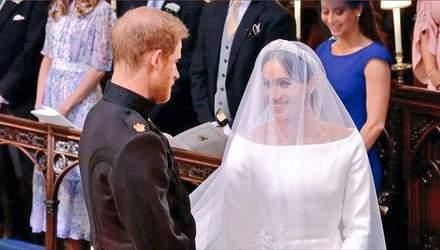 Принц Гарри заплакал от вида невесты Меган Маркл: трогательное видео