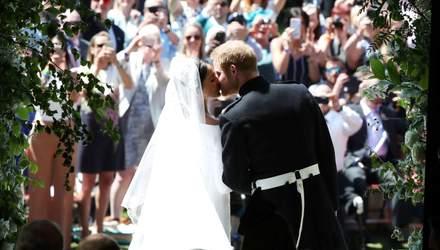 На королевскую свадьбу принца Гарри пришли его бывшие девушки: появились фото