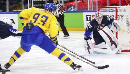 Швеция разгромила США и вышла в финал Чемпионата мира по хоккею