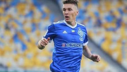 Сергей Сидорчук снова в игре: Шевченко призвал его в лагерь сборной