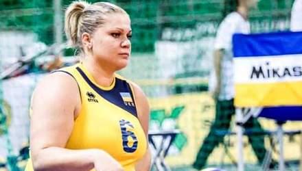 В Україні раптово померла призерка Паралімпіади