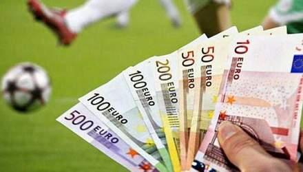 35 українських клубів підозрюються в організації договірних матчів: імена