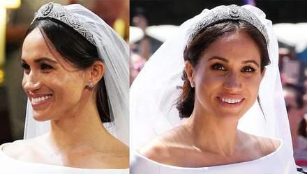 Як зробили весільну зачіску Меган Маркл за 15 хвилин