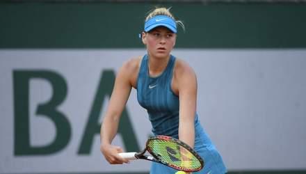 Костюк успішно стартувала на Roland Garros, Бондаренко та Козлова вилетіли з турніру у Нюрнберзі
