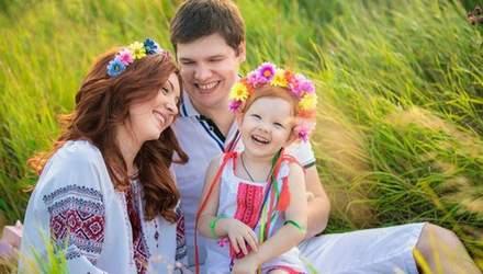 Институт просвещения. Вышиванка – гордость Украины