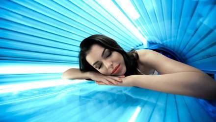 Чим небезпечний для здоров'я солярій: 8 переконливих фактів