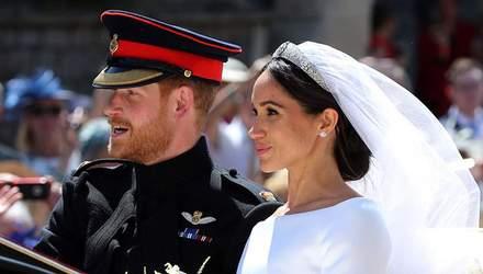 Какие свадебные подарки получили принц Гарри и Меган Маркл