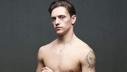 Украинский танцовщик Сергей Полунин обнажился для знаменитого глянца: пикантные фото