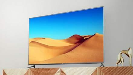 Xiaomi представила телевізор Mi TV 4: чому публіка аплодувала стоячи