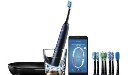 Philips представила розумну зубну щітку
