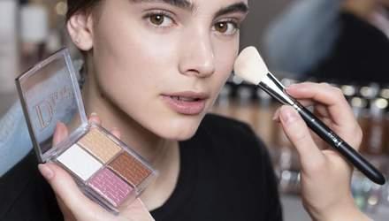 Показ Dior Cruise 2019: як зробити трендовий макіяж